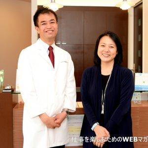 杉田かおるさんとWebマガジンにて院長と女優 杉田かおるさんの対談が実現しました!